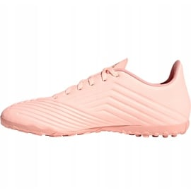 Buty piłkarskie adidas Predator Tango 18.4 Tf DB2142 różowe wielokolorowe 1