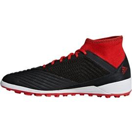 Buty piłkarskie adidas Predator Tango 18.3 Tf DB2135 czarne 1