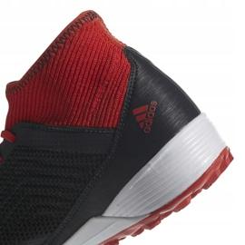 Buty piłkarskie adidas Predator Tango 18.3 Tf DB2135 czarne 4
