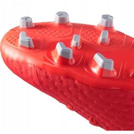 Buty piłkarskie Nike Hypervenom 3 Academy Fg Jr AJ4119 600 czerwone czerwone 5