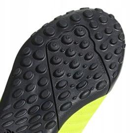 Buty piłkarskie adidas X Tango 18.4 Tf Jr DB2435 żółte żółte 6