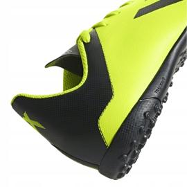 Buty piłkarskie adidas X Tango 18.4 Tf Jr DB2435 żółte żółte 5