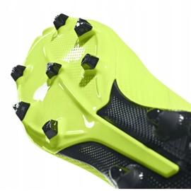 Buty piłkarskie adidas X 18.3 Fg DB2183 żółte żółte 6