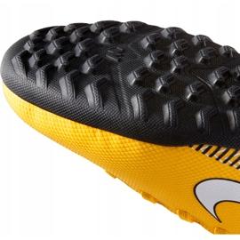 Buty piłkarskie Nike Mercurial Superfly X 6 Club Neymar Tf Jr AO2894 710 żółte wielokolorowe 6