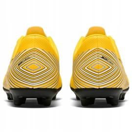 Buty piłkarskie Nike Mercurial Vapor 12 Club Neymar Gs Mg Jr AO9472 710 żółte wielokolorowe 4