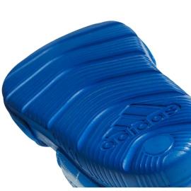 Sandały dla dzieci adidas Alta Swim C BA9289 niebieskie 7