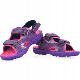 Sandały dla dziewczynki Joma Ocean 719 fioletowe 2