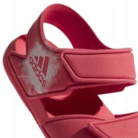 Sandały adidas Alta Swim C BA7849 różowe 3