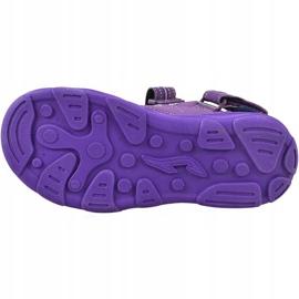 Sandały dla dziewczynki Joma Ocean 719 fioletowe 4