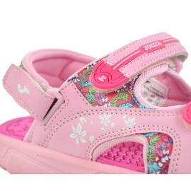 Sandały dla dziewczynki Joma Ocean 713 różowe 3