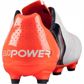 Buty piłkarskie Puma Evo Power 1.2 Ag 103213 05 szare 4