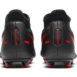 Buty piłkarskie Nike Phantom Gt Club Df FG/MG CW6672 060 czarne czarne 4