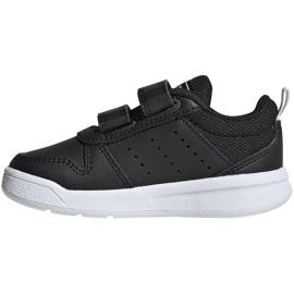 Buty dla dzieci adidas Tensaur I czarne EF1102 2