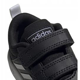Buty dla dzieci adidas Tensaur I czarne EF1102 4
