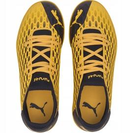 Buty piłkarskie Puma Future 5.4 Tt Jr zółte 105813 03 żółte żółte 2