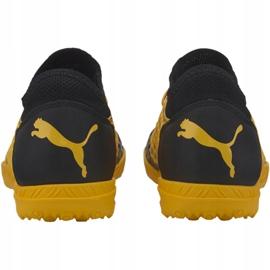 Buty piłkarskie Puma Future 5.4 Tt Jr zółte 105813 03 żółte żółte 4