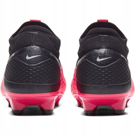 Buty piłkarskie Nike Phantom Vsn 2 Elite Df Fg CD4161 606 czerwone wielokolorowe 5