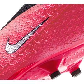 Buty piłkarskie Nike Phantom Vsn 2 Elite Df Fg CD4161 606 czerwone wielokolorowe 7