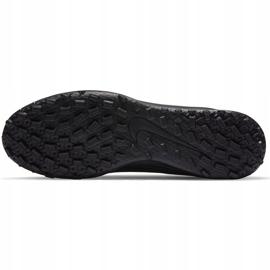 Buty piłkarskie Nike Mercurial Vapor 13 Club Tf AT7999 060 czarne czarne 2