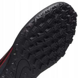 Buty piłkarskie Nike Mercurial Vapor 13 Club Tf AT7999 060 czarne czarne 6