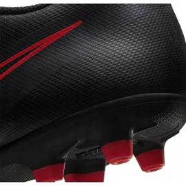 Buty piłkarskie Nike Mercurial Vapor 13 Club FG/MG AT7968 060 czarne czarne 8