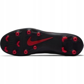 Buty piłkarskie Nike Mercurial Vapor 13 Club FG/MG AT7968 060 czarne czarne 3