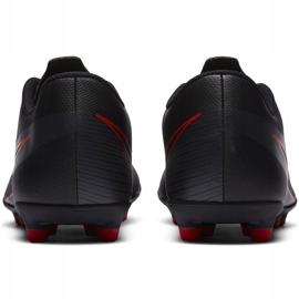 Buty piłkarskie Nike Mercurial Vapor 13 Club FG/MG AT7968 060 czarne czarne 5