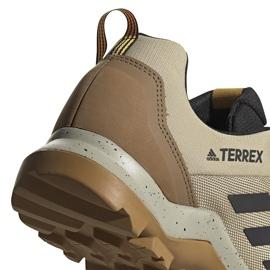 Buty męskie adidas Terrex Ax3 Blue beżowe FV6854 3