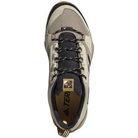 Buty męskie adidas Terrex Ax3 Blue beżowe FV6854 4