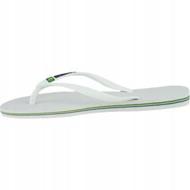 Japonki Havaianas Sl Brasil 4140713-0001 białe 1