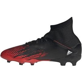 Buty piłkarskie adidas Predator 20.3 Fg Jr EF1930 czerwone 1