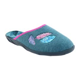 Befado kolorowe obuwie damskie 235D166 1