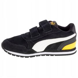 Buty Puma St Runner V2 Sd V Ps Jr 366001 08 czarne 1