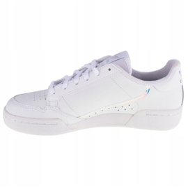 Buty adidas Continental 80 Jr EE6471 białe czarne 1