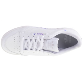 Buty adidas Continental 80 Jr EE6471 białe czarne 2