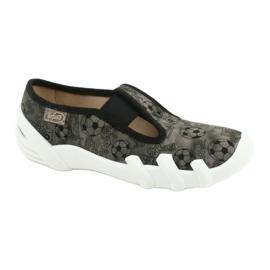 Befado obuwie dziecięce 290X220 szare 1