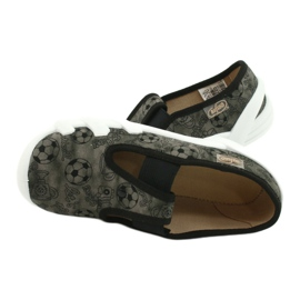 Befado obuwie dziecięce 290X220 szare 5