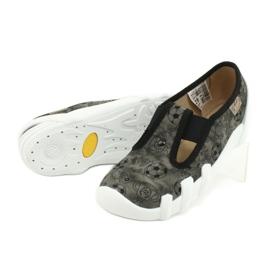 Befado obuwie dziecięce 290X220 szare 4