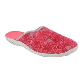 Befado obuwie damskie 235D160 czerwone 2