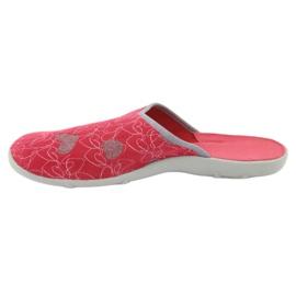 Befado obuwie damskie 235D160 czerwone 3