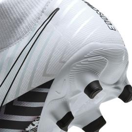 Buty piłkarskie Nike Mercurial Superfly 7 Academy Mds FG/MG BQ5427 110 białe białe 7