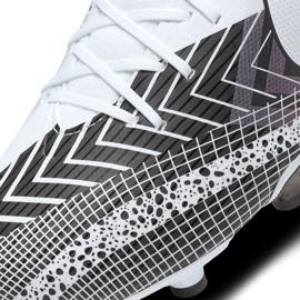 Buty piłkarskie Nike Mercurial Superfly 7 Academy Mds FG/MG BQ5427 110 białe białe 5
