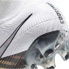 Buty piłkarskie Nike Mercurial Superfly 7 Elite Mds Fg BQ5469 110 białe białe 7