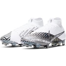 Buty piłkarskie Nike Mercurial Superfly 7 Elite Mds Fg BQ5469 110 białe białe 4