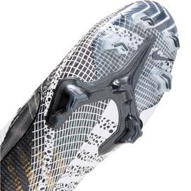 Buty piłkarskie Nike Mercurial Superfly 7 Elite Mds Fg BQ5469 110 białe białe 8