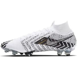 Buty piłkarskie Nike Mercurial Superfly 7 Elite Mds Fg BQ5469 110 białe białe 3