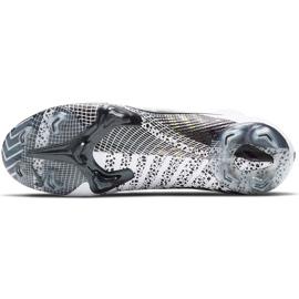Buty piłkarskie Nike Mercurial Superfly 7 Elite Mds Fg BQ5469 110 białe białe 9