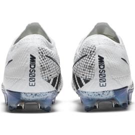 Buty piłkarskie Nike Mercurial Vapor 13 Elite Mds Fg CJ1295 110 białe białe 5