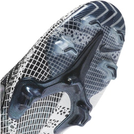 Buty piłkarskie Nike Mercurial Vapor 13 Elite Mds Fg CJ1295 110 białe białe 8