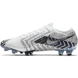 Buty piłkarskie Nike Mercurial Vapor 13 Elite Mds Fg CJ1295 110 białe białe 3